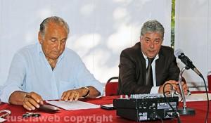 Ugo Gigli ed Enrico Valentini