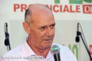 Il presidente della provincia Mauro Mazzola