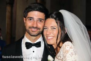 Viterbo - Il matrimonio di Sberna e Sabatini