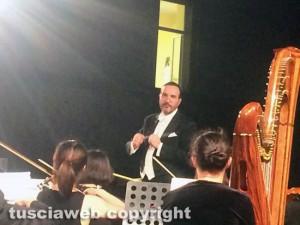 Viterbo - L'apertura del Tuscia operafestival - Il maestro Stefano Vignati
