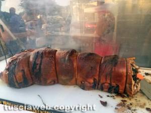 Viterbo - Festival della porchetta made in Tuscia