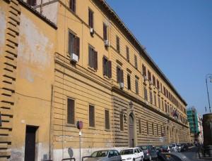 Roma - Il carcere di Regina Coeli