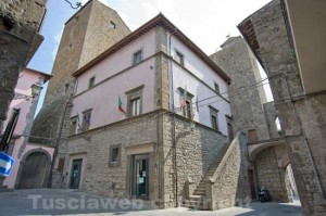 Vitorchiano - Palazzo comunale