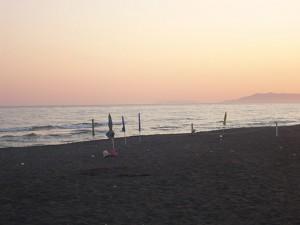 Il litorale di Montalto di Castro