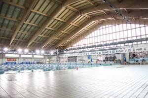 La piscina comunale di Viterbo