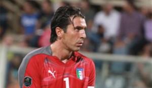 Sport - Calcio - Gianluigi Buffon, capitano della nazionale italiana di calcio