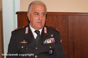 Il maresciallo Sebastiano Zampone