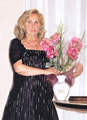Maria Pia Affinita in Santucci