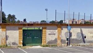 Civita Castellana - Lo stadio Madami