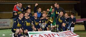 Sport - Calcio a 5 - La passata edizione della Francigena cup