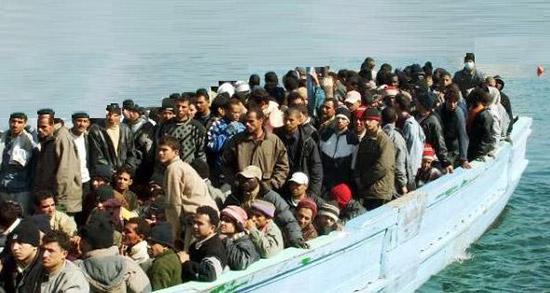 Migranti - Immagine di repertorio