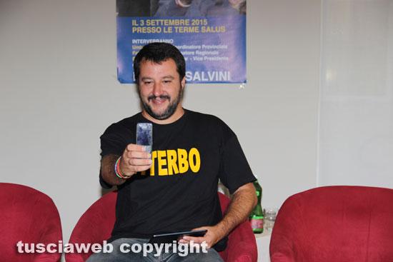 Salvini boccia Di Maio: