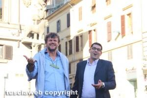 Filippo Rossi e Giacomo Barelli