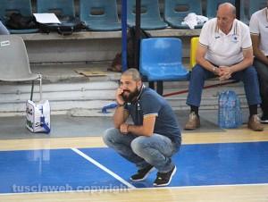 Sport - Basket - Stella azzurra - Umberto Fanciullo