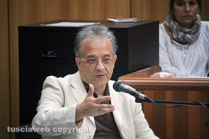 Il dentista Gianfranco Fiorita