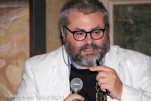 Il direttore di Tusciaweb Carlo Galeotti
