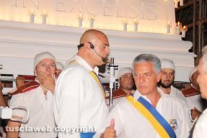 Santa Rosa - Sandro Rossi e Massimo Mecarini