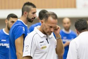 Sport - Pallavolo - Il coach Tofoli al memorial Franco Sagnotti