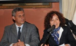 Angelo Pieri e Luigia Melaragni
