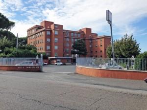 San Martino al Cimino - Villa Immacolata