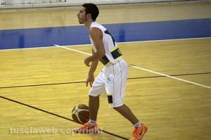 Sport - Basket - Stella azzurra - Andrea Meroi