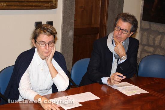 Cristiana e Claudio Mariani