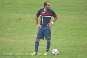 Sport - Calcio - Flaminia - Matias Vegnaduzzo