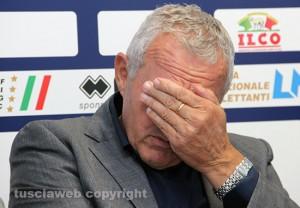 Sport - Calcio - Viterbese - Il direttore sportivo Vincenzo Minguzzi