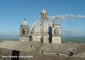 Montefiascone - Cupola del duomo