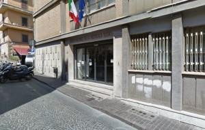 Viterbo - La sede dell'Inps