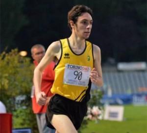 Sport - Atletica leggera - Il viterbese Walter Fauci
