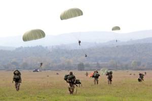 Esercito - Folgore - Esercitazione Mangusta