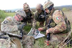 Esercito - Un'esercitazione