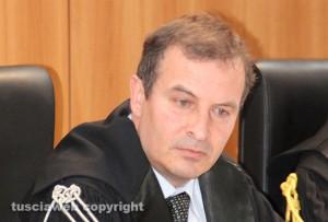 Il giudice Eugenio Turco