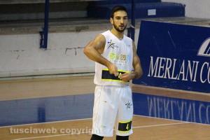 Sport - Basket - Stella azzurra - Michele Peroni