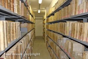 Viterbo - L'archivio di stato