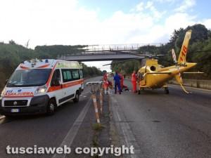 Ambulanza ed elisoccorso