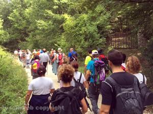Viterbo - In cammino sulle vie dell'esilio di santa Rosa