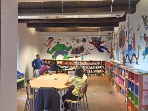 Montalto di Castro - La biblioteca comunale