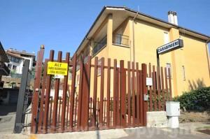 Vejano - La caserma dei carabinieri
