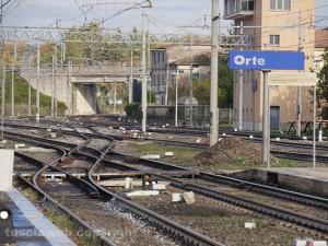 Orte - Stazione