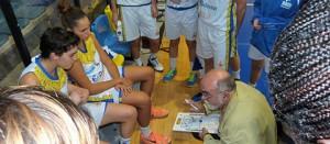 Sport - Basket femminile - Le ragazze della Defensor Viterbo