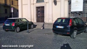 Viterbo - Piazza del Teatro