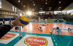 Sport - Pallavolo - Il match tra Tuscania volley e Potenza Picena