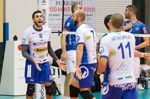 Sport - Pallavolo - I ragazzi del Tuscania volley
