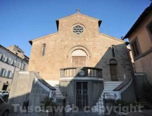 Capranica - Il tempio di San Francesco