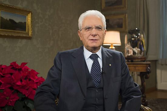 Mattarella oggi scioglie le Camere, si vota a marzo