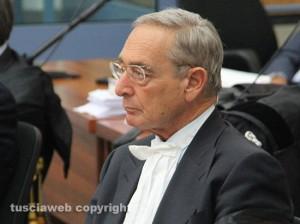 L'avvocato Carlo Taormina