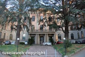 Viterbo - L'istituto tecnico Paolo Savi