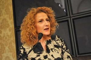 Lina Delle Monache, presidente di FederDiabete Lazio